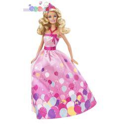 Lalka barbie - urodzinowa księżniczka...