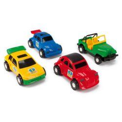 Samochodziki Color Cars ok. 22 cm - mix kolorów...