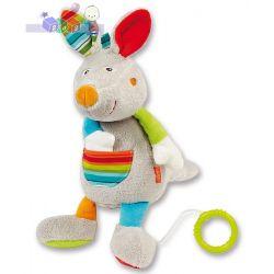 Pluszowa maskotka z pozytywką kangur Holiday Fehn...