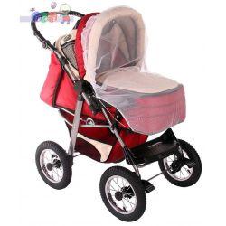 Mała uniwersalna moskitiera do wózków dziecięcych Womar...