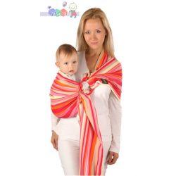 Nosidełko niemowlęce chusta dla niemowląt N16 Hug Me Womar Zaffiro...