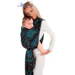 Chusta dla niemowląt Womar Zaffiro N17 Be Close od narodzin...