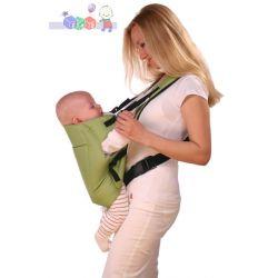 Nosidełko niemowlęce dla dzieci od 3 miesiąca życia Globetrotter Exclusive Womar...