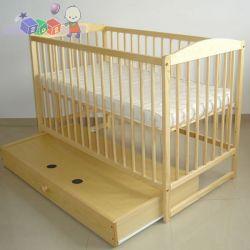 Łóżeczka Tomi solidne łóżeczka dziecięce z drewna - Tomi V...