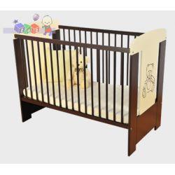 Łóżeczko niemowlęce kolekcja Teddy meble Pacyga...