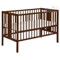 Łóżeczko Klupś Radek IX – drewniane łóżeczko 120x60...