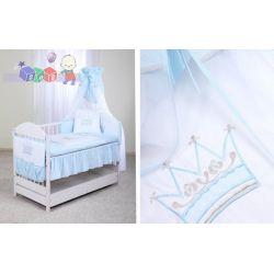 3 el pościel z bawełny dla dzieci i niemowląt + haft 135 x 100 Klupś...