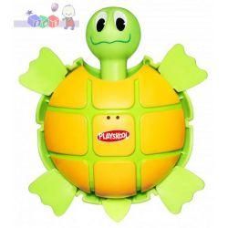 Kolorowy żółwik do kąpieli Playskool Hasbro dla dzieci 9m+...