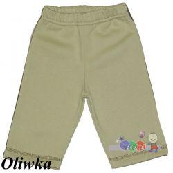 Ciepłe grube spodnie dresowe batyr...