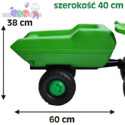 Przyczepa do traktora i quada...