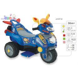 Trójkołowy motor na akumulator idealny na dzień dziecka...