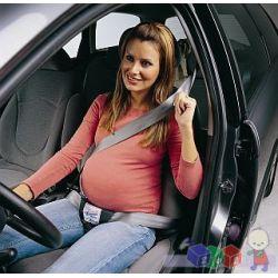 Adapter do pasów bezpieczeństwa dla kobiet w ciąży BeSafe - bezpieczeństwo płodu podczas podróży...