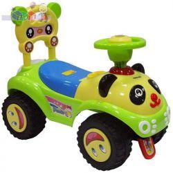 Pojazd do odpychania dla dzieci Panda Alexis Baby Mix...