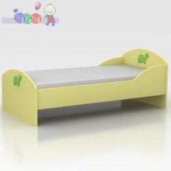 Młodzieżowe łóżeczko dziecięce kolekcja mebli Baggi Globinit 180x90...