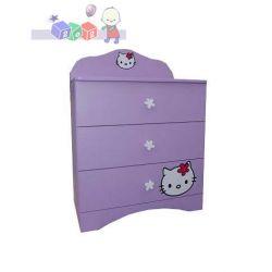 Komoda meblowa firmy Baby best  3 szuflady 111x81x49...