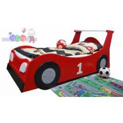 Łóżko samochód Standard z schowkiem na pościel 204x98...