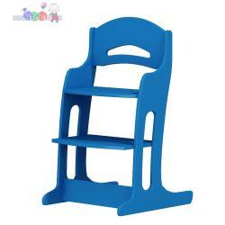 Drewniane krzesełko do zestawu mebli Nemo...