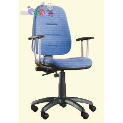 Krzesło obrotowe z regulacją siedziska Baggi...