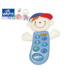 Mój pierwszy telefon Wayne K's Kids...