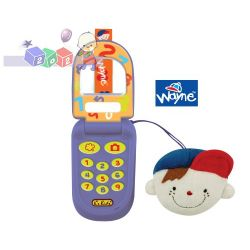 Magiczny telefon Wayne K's Kids...