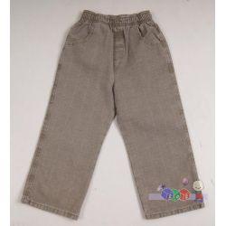 Bawełniane spodnie dla chłopca rozmiar 92...