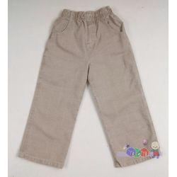 Chłopięce spodnie rozmiar 98 z bawełny...