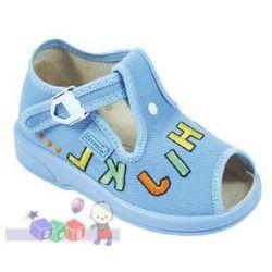 Letnie obuwie dla niemowlaków rozmiar 20...