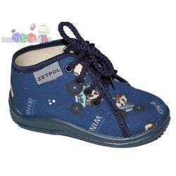 Wiązane buty dla niemowlaków rozmiar 18...
