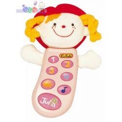 Mój pierwszy telefon Julia K's Kids...