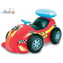 Duże dmuchane auto - wyścigówka Play Wow - udźwig do 45 kg...