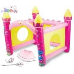 Zamek nadmuchiwany z akcesoriami dla Małej Księżniczki Play Wow...