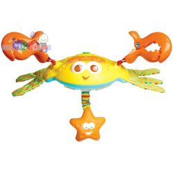 Kolorowa zawieszka - pozytywka krab Tiny Love...