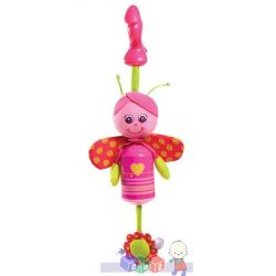 Zawieszka-dzwonek motylek Betty Tiny Love - seria Tiny Smarts...