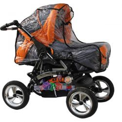 Wózek głęboko spacerowy Vscout + fotelik samochodowy 0-13 kg...