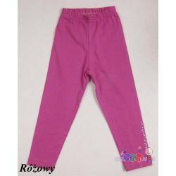 Niemowlęce legginsy bawełniane w wielu kolorach rozmiar 80...