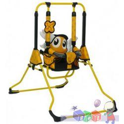 Pokojowa huśtawka ze zwierzakami Swing profil Rurki Tako...