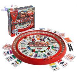 Monopoly Auta 2 - edukacyjna gra dla dzieci od 5 lat - kupuj samochody i bądź pierwszy...