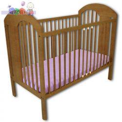 Niemowlęce łóżeczko bez szuflady Tymon kolor orzech...