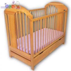 Łóżeczko dla dzieci Tymon kolor miód...