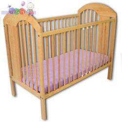 Łóżeczko niemowlęce bez szuflady Tymon kolor Słomka...