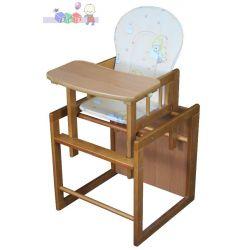 Krzesełko do karmienia Olek kolor miód...