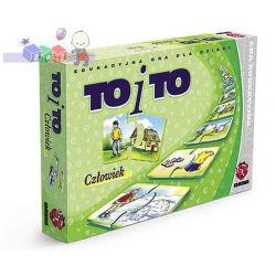 Edukacyjne gry dla dzieci Maxim - To i to - dla dzieci w wieku 3-6 lat...