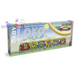 Edukacyjna gra matematyczna dla najmłodszych 3-6 lat Baby Loko - nauka cyferek od 1 do 5...