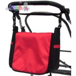 Funkcjonalna torba na ramię i do wózka LUX...
