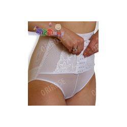 Majtki po porodzie korygowanie brzucha Orirose Push-up Magic Slim rozmiar S/M...