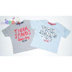 Bluzeczka z krótkim rękawem Tiger Sands 68-80...