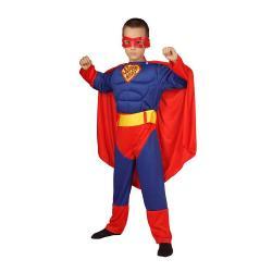 STRÓJ DLA DZIECI SUPER MAN