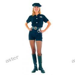 STRÓJ DLA DOROSŁYCH POLICJANTKA SEXY
