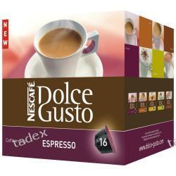 Kapsułki Nescafe Dolce Gusto Espresso (16 kaps.)