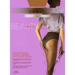 Rajstopy WYSZCZUPLAJĄCE Omsa Beauty Slim 40 *4-L